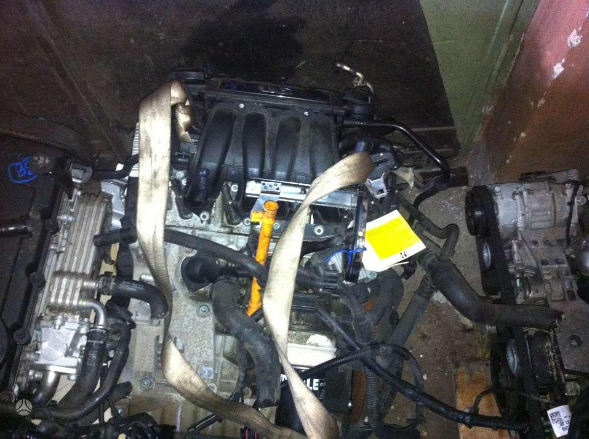 Volkswagen Caddy. Tolko motor.bse code motor
