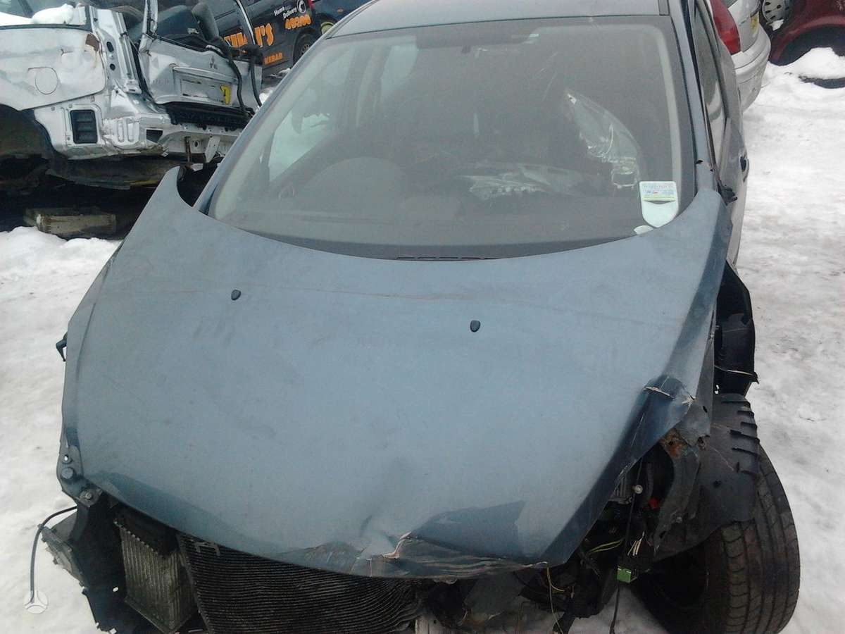 Peugeot 307 dalimis. Dalimis - peugeot 307 2007 1.6l 1560cm3 hdi