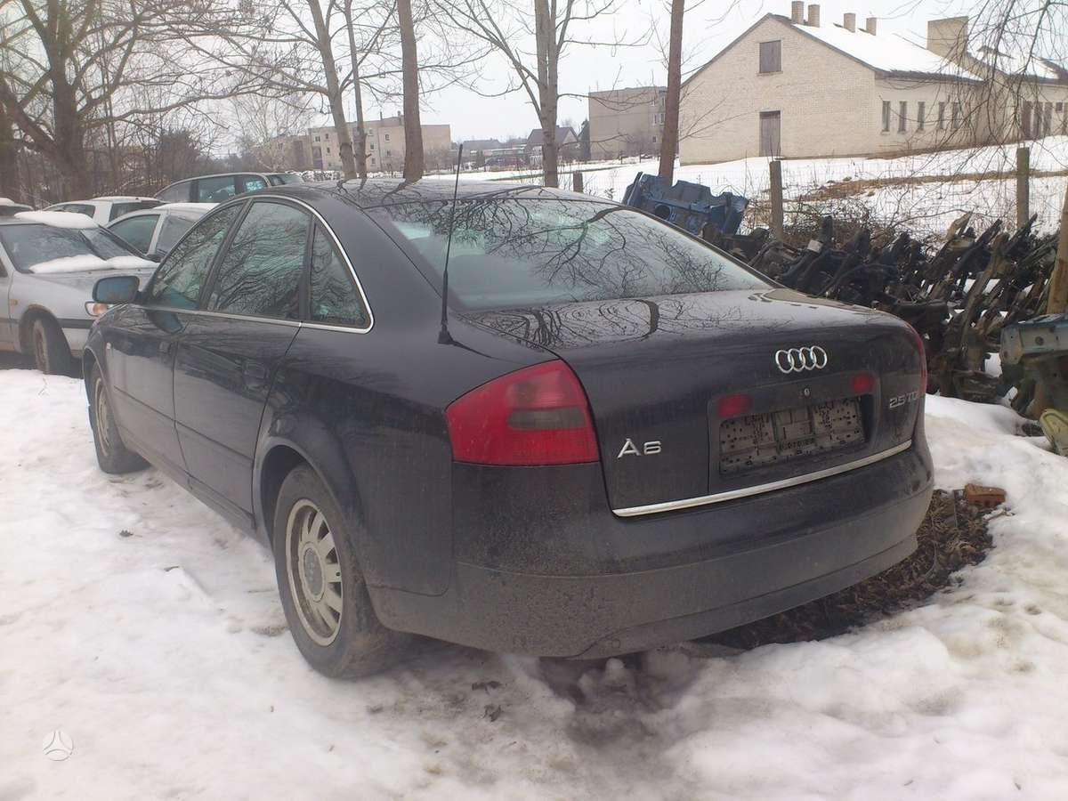 Audi A6 dalimis. Iš prancūzijos. esant galimybei, organizuojam
