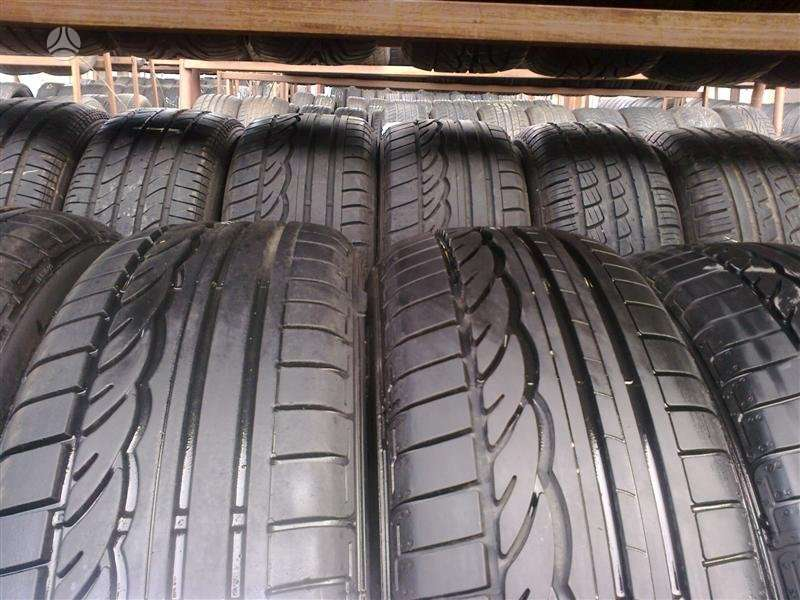 Bridgestone Kaina nuo 40eur, vasarinės 255/60 R18