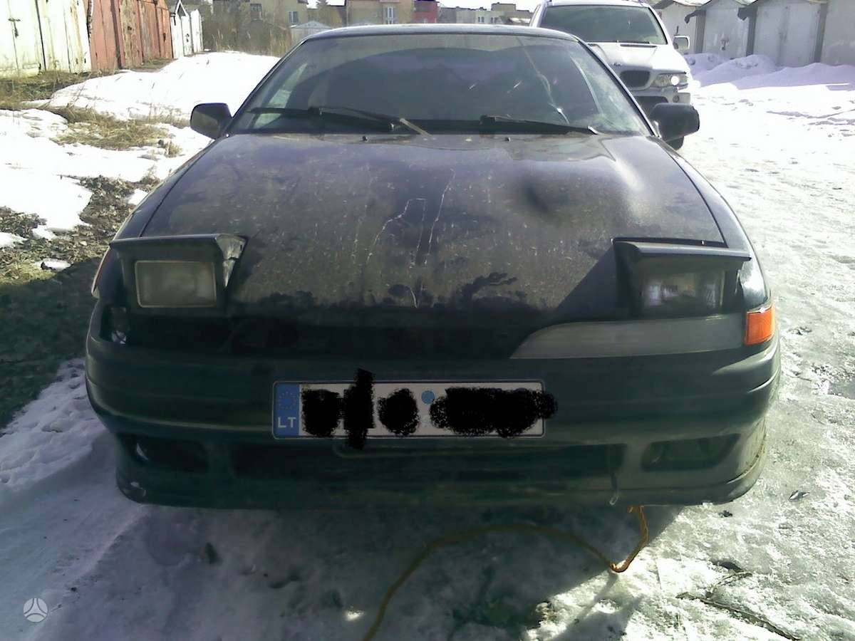 Mitsubishi Eclipse. Lieti ratai, el. langai ir veidrodziai