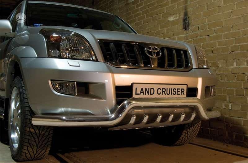 Toyota Land Cruiser. Priekinis lankas toyota lc120 - 120-r0076-