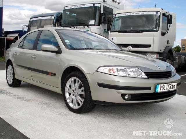 Renault Laguna dalimis. 1.9 dci,  r-17 ratai
