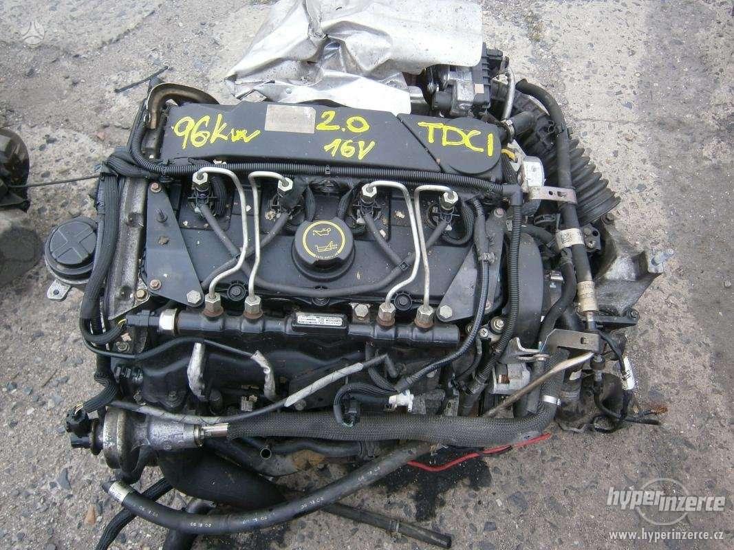 Ford Mondeo. 2.0 tdci  96 kw 2.0 tddi  85 kw  yra gryze
