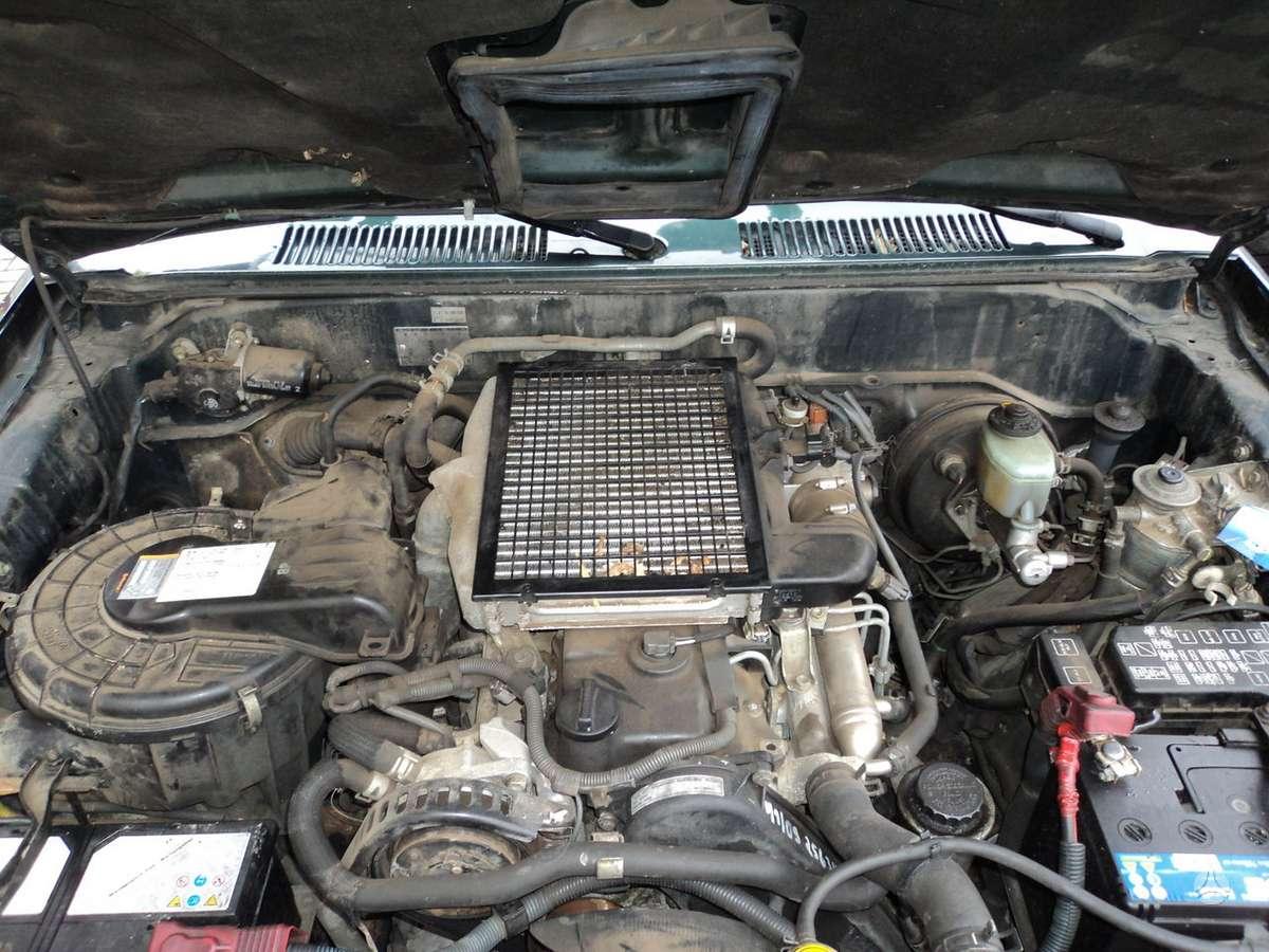 Toyota Land Cruiser dalimis. D4d galimas pristatymas vilnius