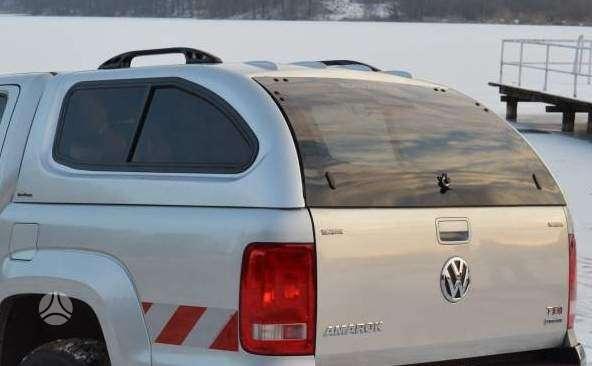 Volkswagen Amarok. Plastikinis hardtopas roadranger rh1. naujas.
