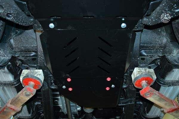 Mitsubishi L200. Transmisijos apsauga mitsubishi l200  daugiau