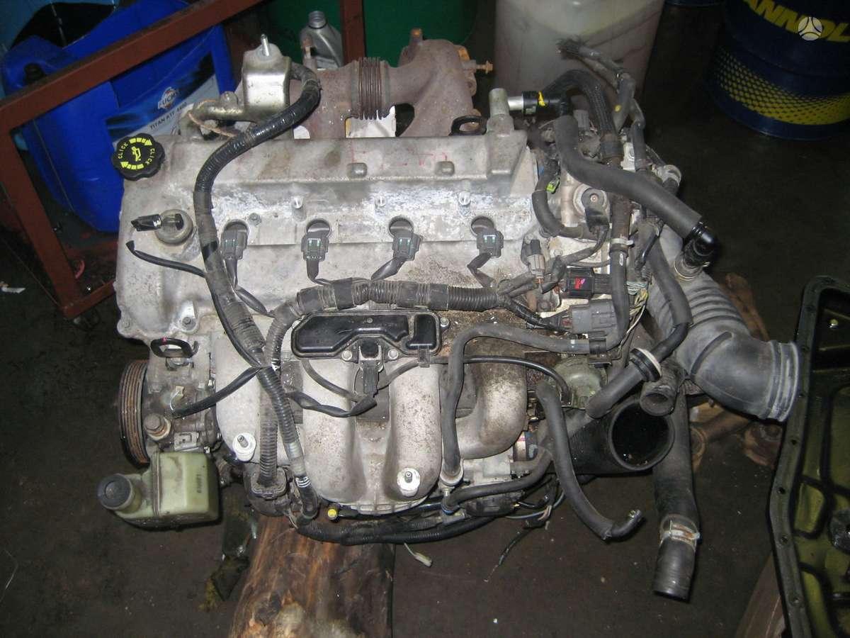 Mazda CX-7. Mazda cx 7  ratu komplektas  ismiera 205*55*16 kaina