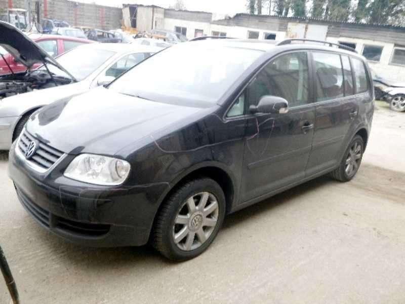 Volkswagen Touran. Variklio kodas bkd 103kw,