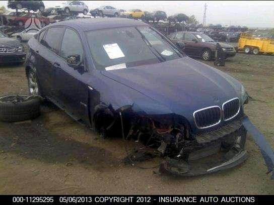 BMW X6. Automobilis parduodamas dalimis turime daugiau sitos