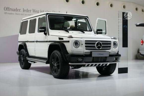 Mercedes-Benz G klasė dalimis. prekiaujame originaliomis