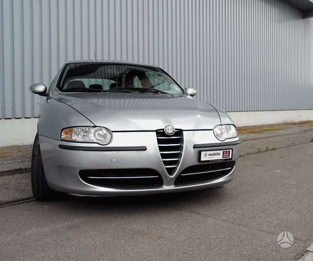 Alfa Romeo 147. Europa iš šveicarijos(ch) возможна доставка в
