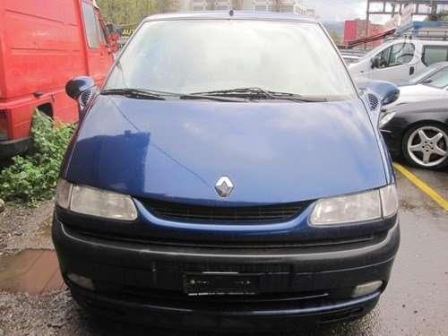 Renault Espace. Is sveicarijos (( ch ))  +37042221115