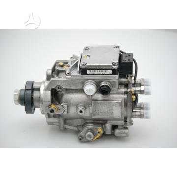 Opel Zafira įpurškimo sistema