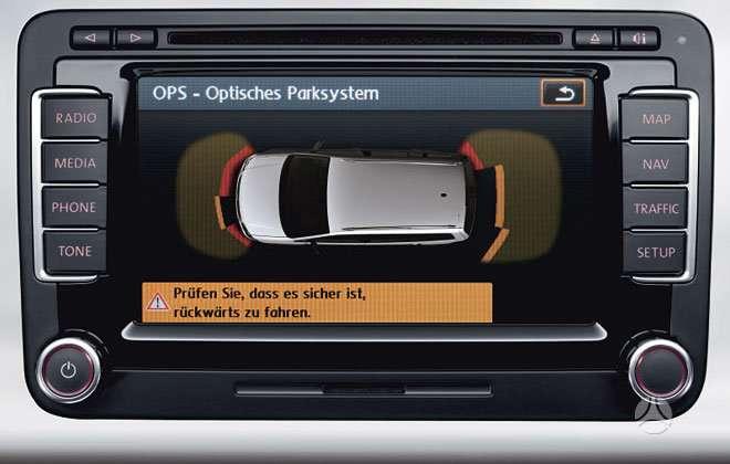 -Kita-, Optical parking system (priekis ir galas), kita