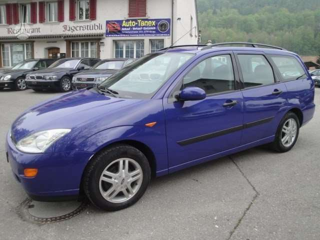 Ford Focus. Is sveicarijos (( ch ))