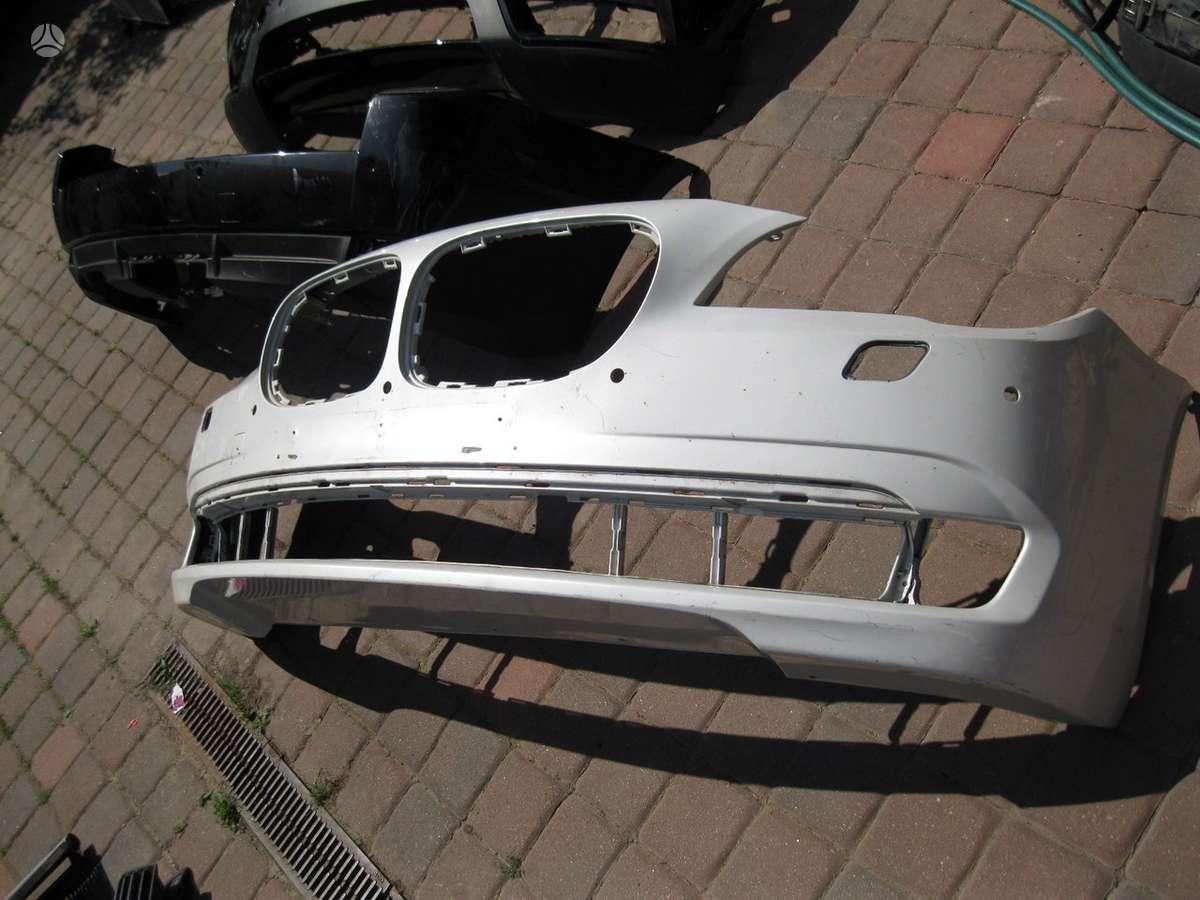 BMW 7 serija. Buferis---- apsauga---- interkuleris