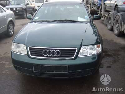 Audi A6 dalimis. 1.9tdi 81kw dalimis skambinti tel ;