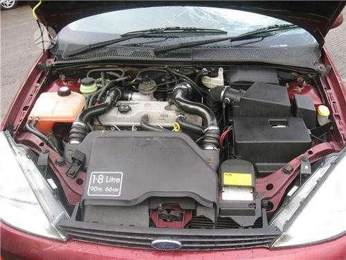 Ford Focus dalimis. Ford focus tddi turbo dyzelis keliu kodu