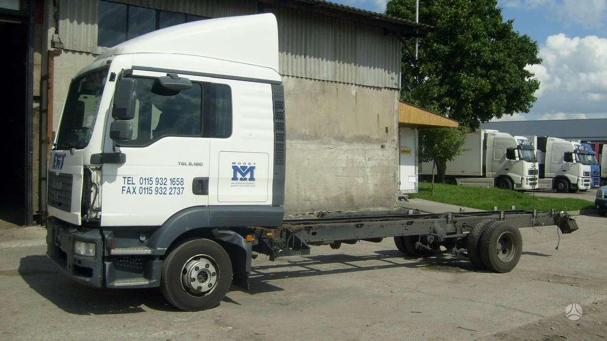 MAN TGL 8.180, sunkvežimiai