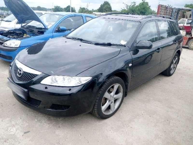 Mazda 6. Mazda 6 sport 4 awd automatic