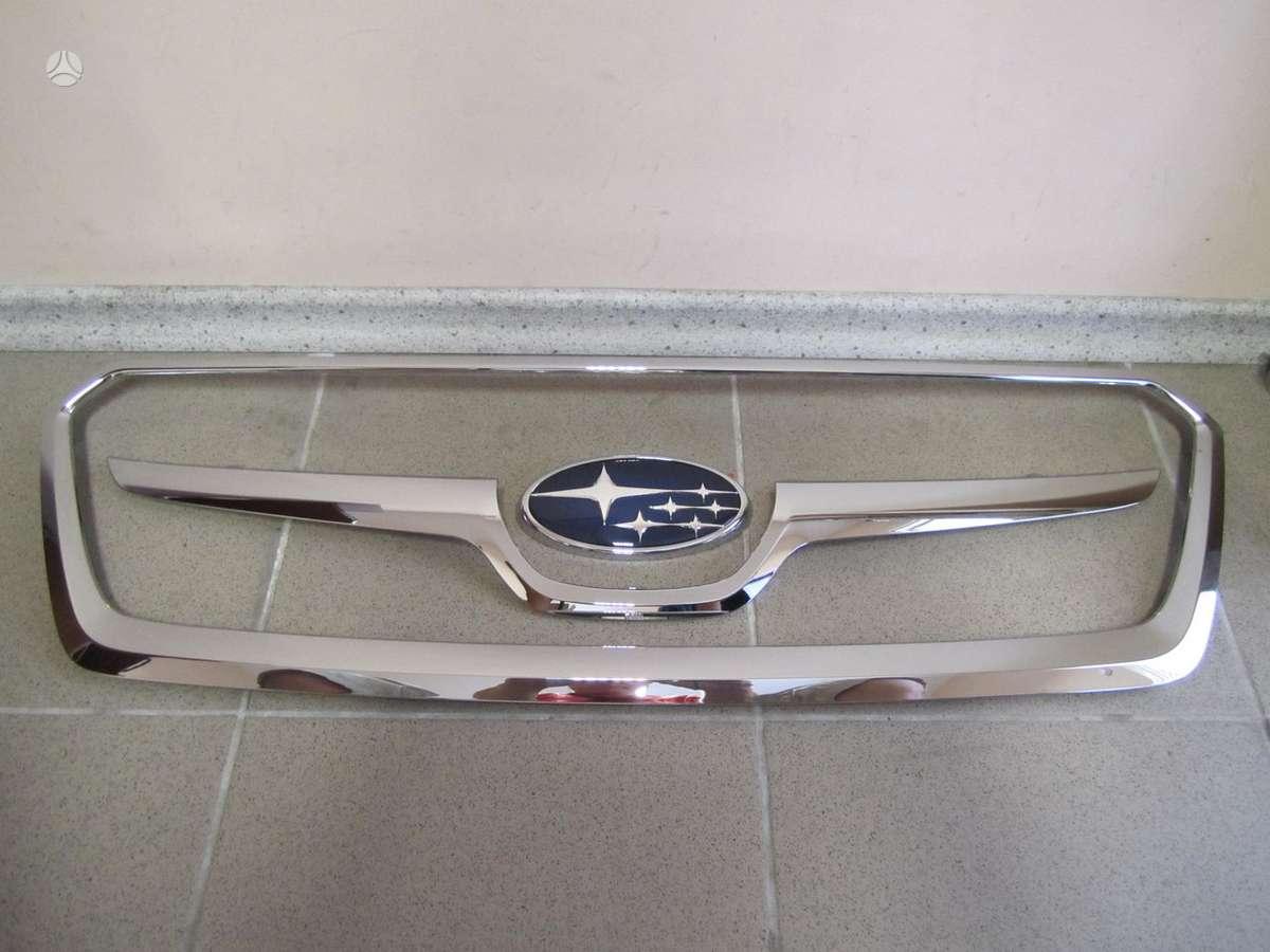 Subaru XV. Naudotos ir naujos japoniškų ir korėjietiškų