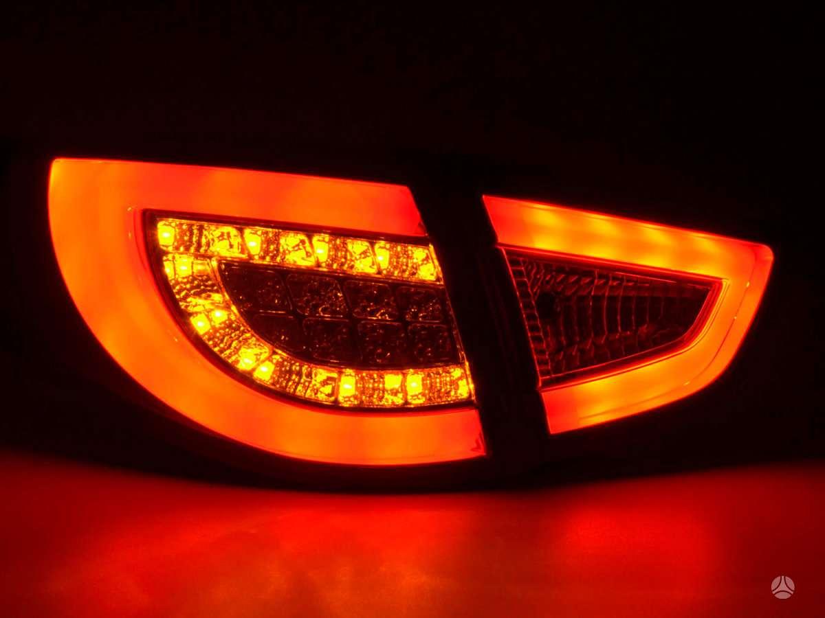 Hyundai ix35. Tuning dalys. soniniai slenksciai .ix35 nuo 09m