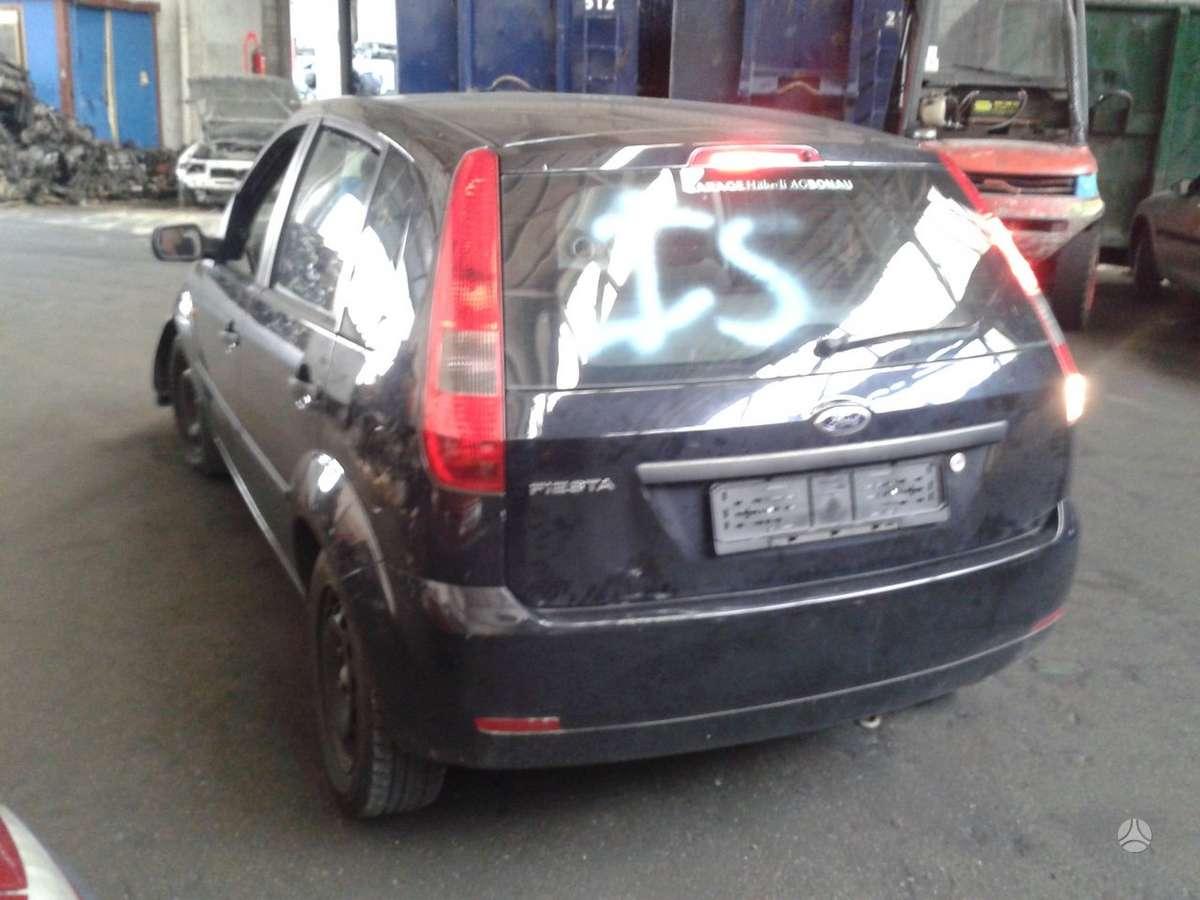 Ford Fiesta. Is sveicarijos (( ch ))  868545183
