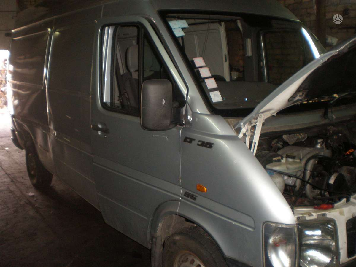 Volkswagen, LT 35, krovininis
