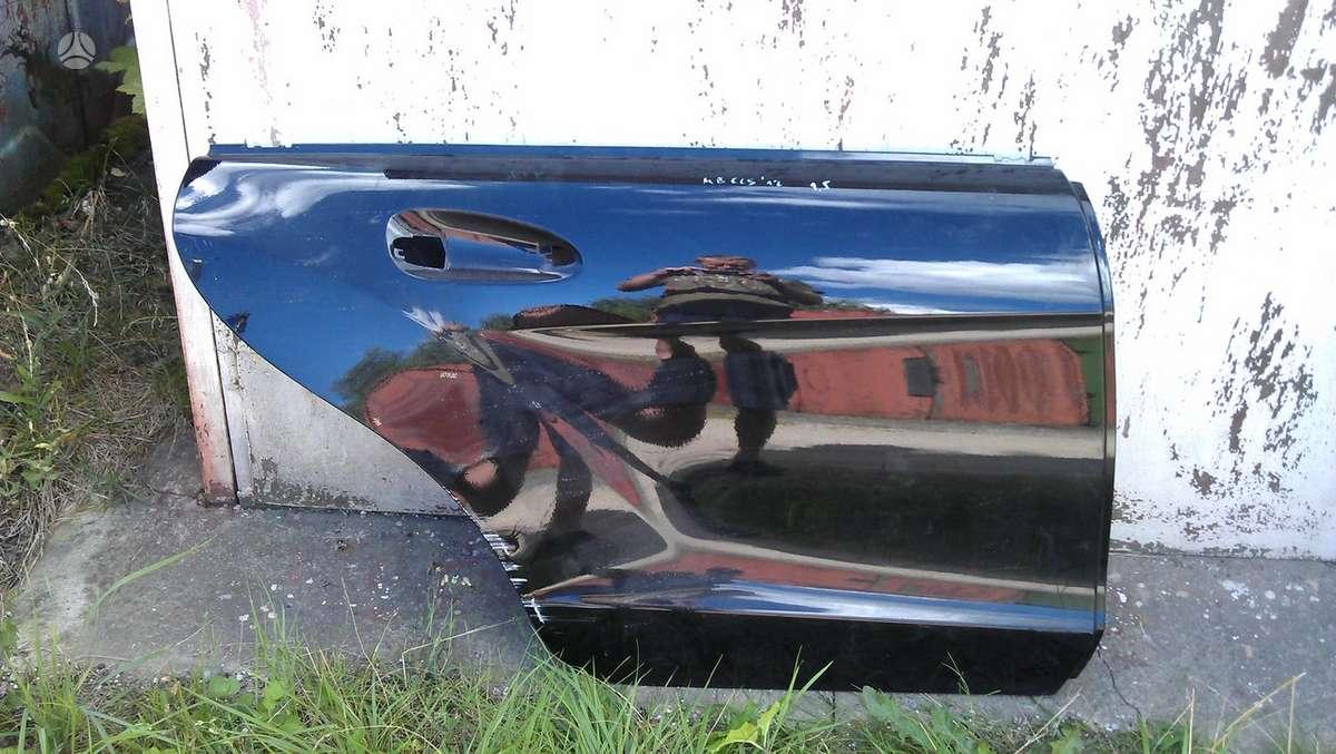 Mercedes-Benz CLS klasė durys