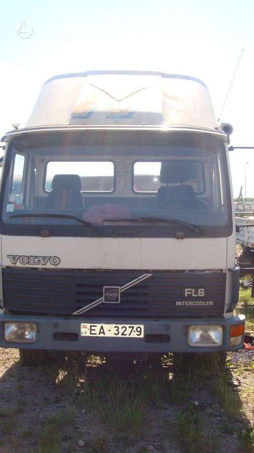 Volvo, FL6, sunkvežimiai