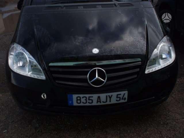 Mercedes-Benz A klasė dalimis. Rida 17000km.