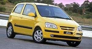 Hyundai Getz. Naudotu ir nauju japonisku automobiliu ir
