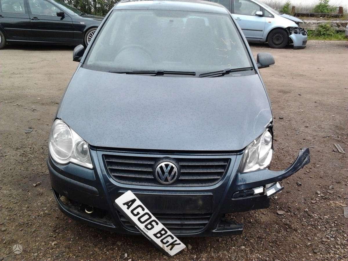 Volkswagen Polo dalimis. Automobiliu dalys - volkswagen polo