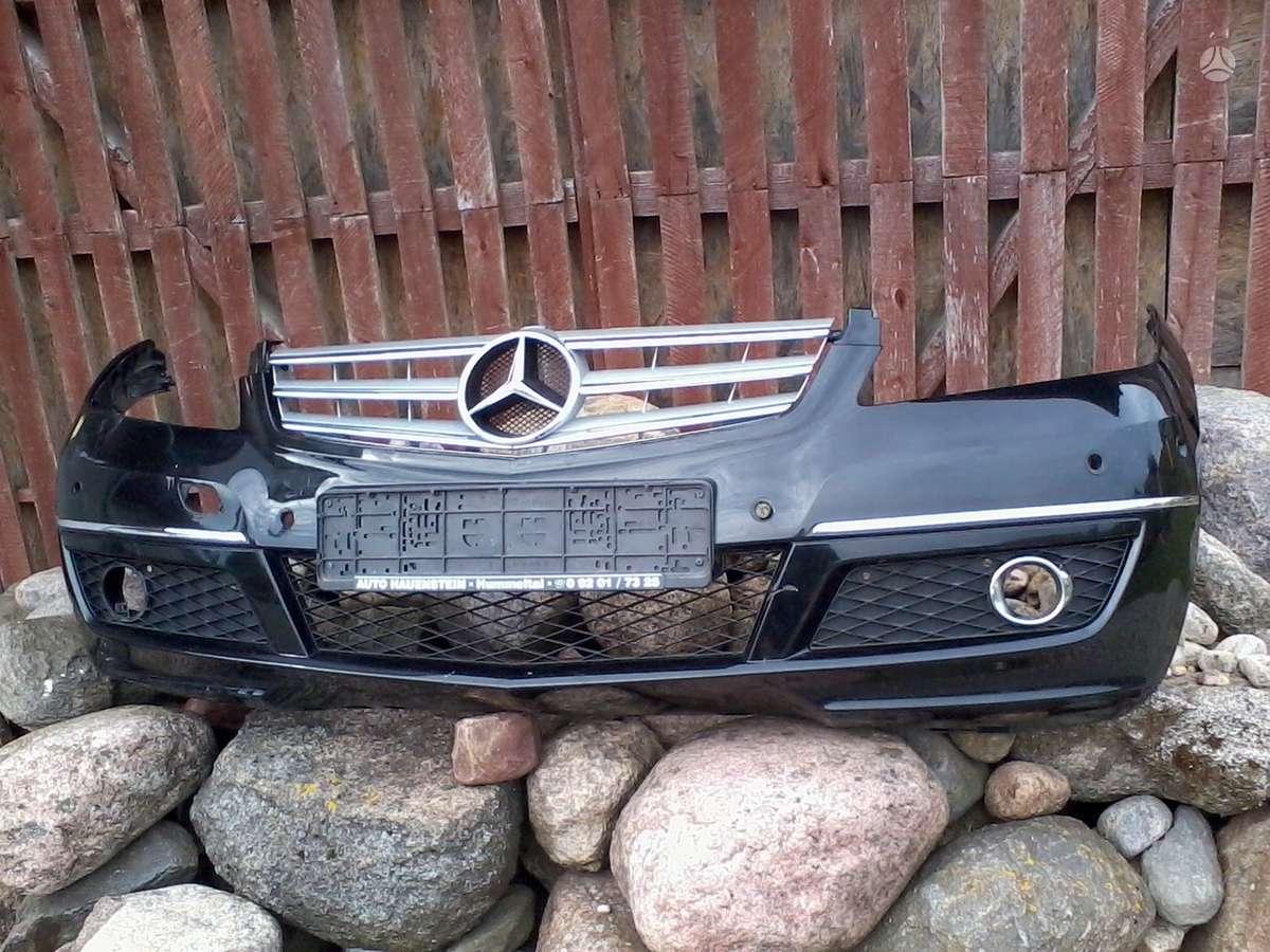 Mercedes-Benz A klasė. Pr .gal .buferiai ,sparnai ,pr .gal .