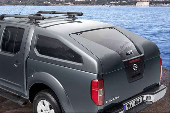 Nissan Navara. предлагаем новые будки, крышки, кунги, hard top,