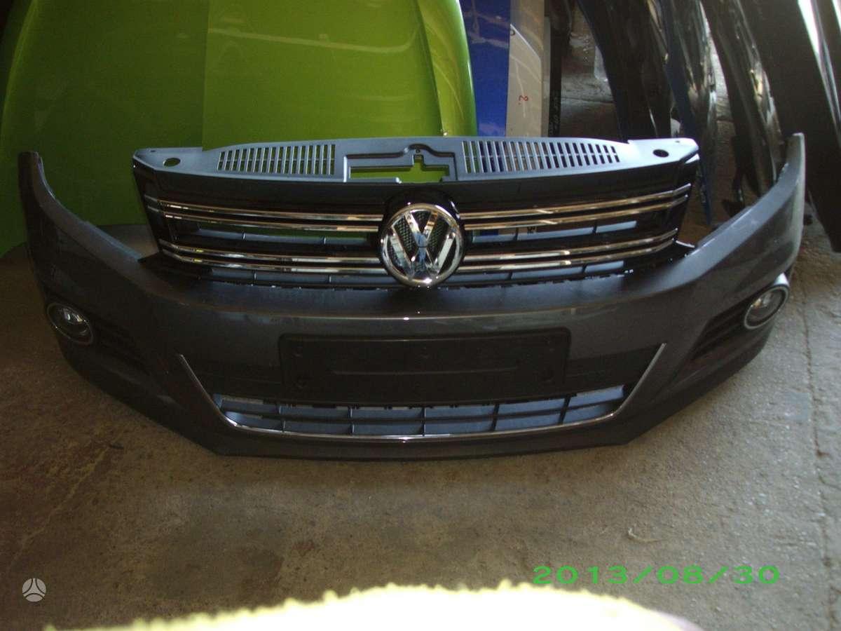 Volkswagen Tiguan. Prekyba auto dalimis naudotomis europietiš