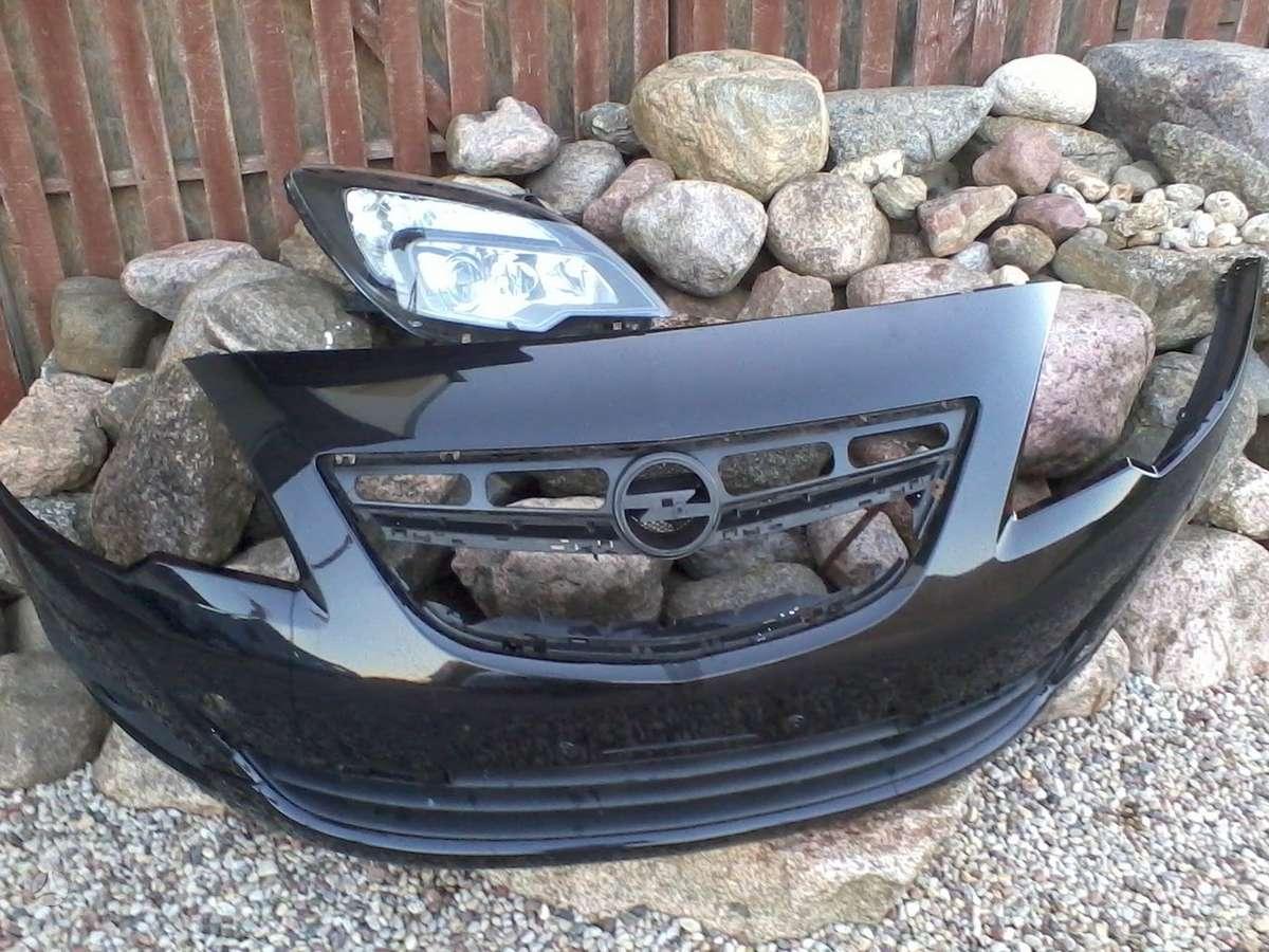 Opel Meriva. Priekiniai, galiniai buferiai, pr.buferis opc,