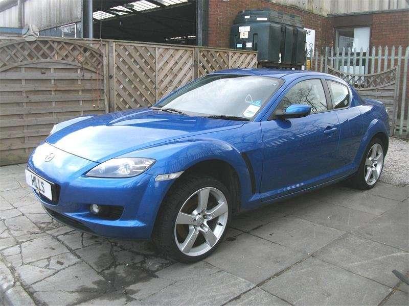 Mazda, lengvojo lydinio, R18