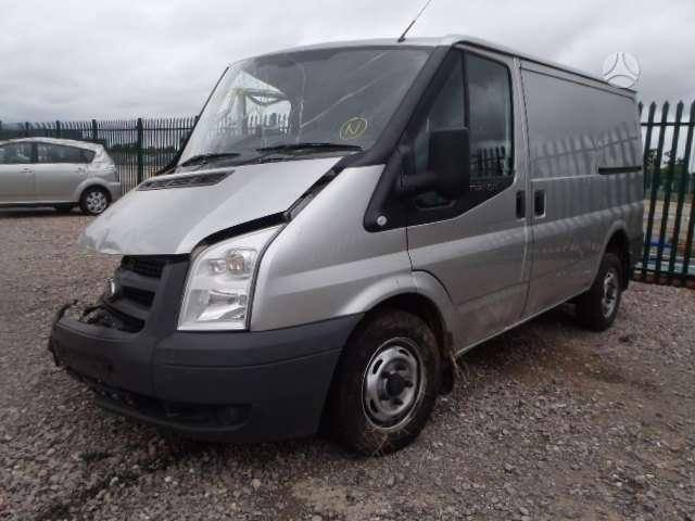 Ford Transit PRISTATYMASLIETUVOJE 1-2 DIENAS., krovininiai mikroautobusai