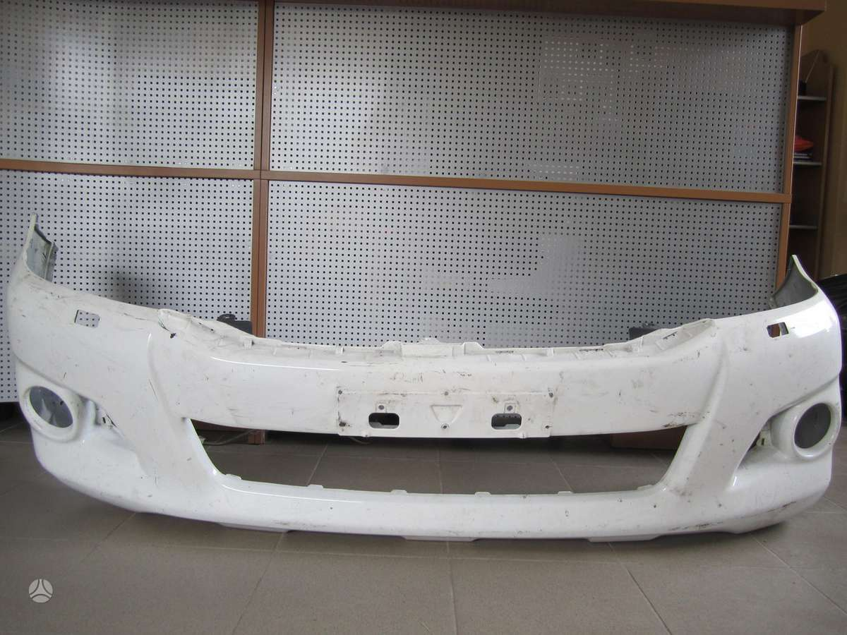 Toyota Hilux. Naudotos ir naujos japoniškų ir korėjietiškų