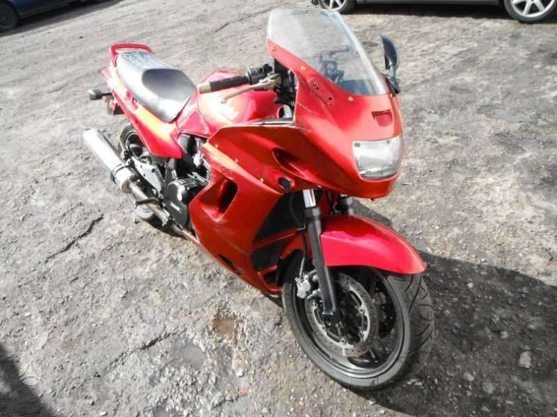 Kawasaki GPZ, sportiniai / superbike