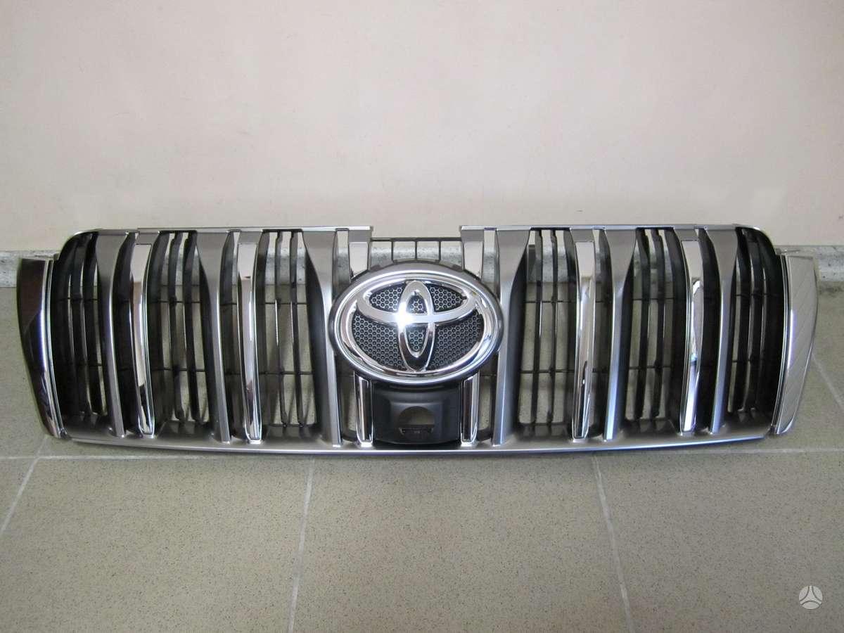 Toyota Land Cruiser. Naudotos ir naujos japoniškų ir korėjietiškų