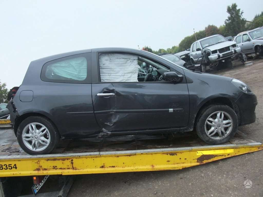 Renault Clio. Iš vokietijos.