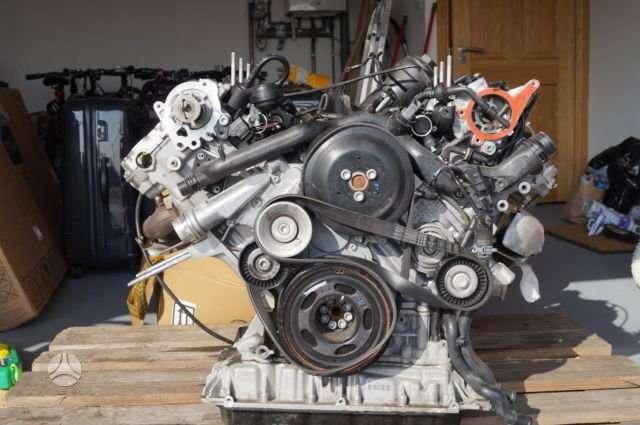 Audi A6. Motoras dalimis ,dalys tinka q7, s4, a8, a6,a7,  vw