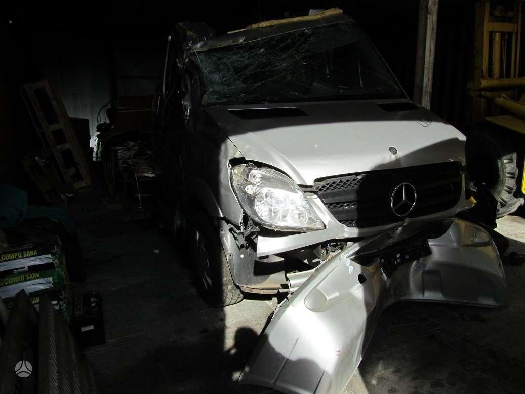 Mercedes-Benz, Sprinter, keleiviniai