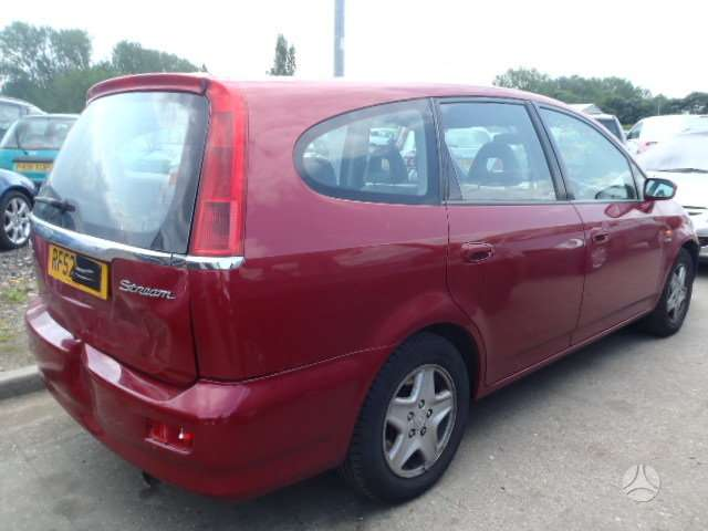Honda, lengvojo lydinio, R15