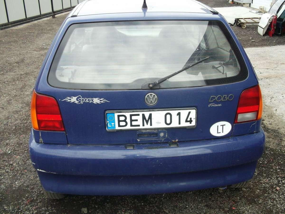Volkswagen Polo dalimis. Volksvagen polo 96m., , dalimis, ,