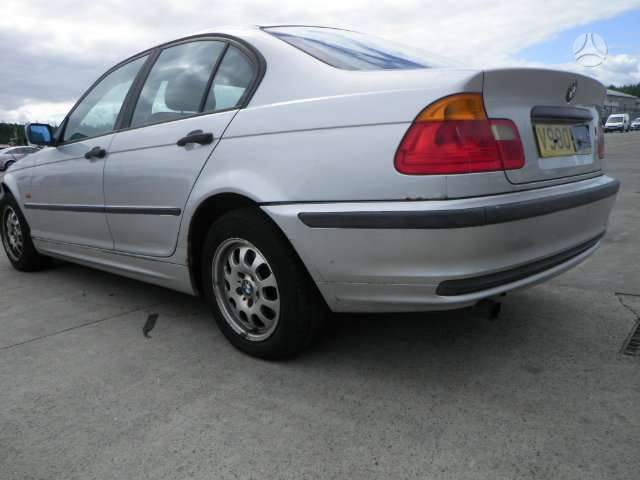 BMW 318 dalimis. Pristatymas visoje lietuvoje per 1-2 dienas.