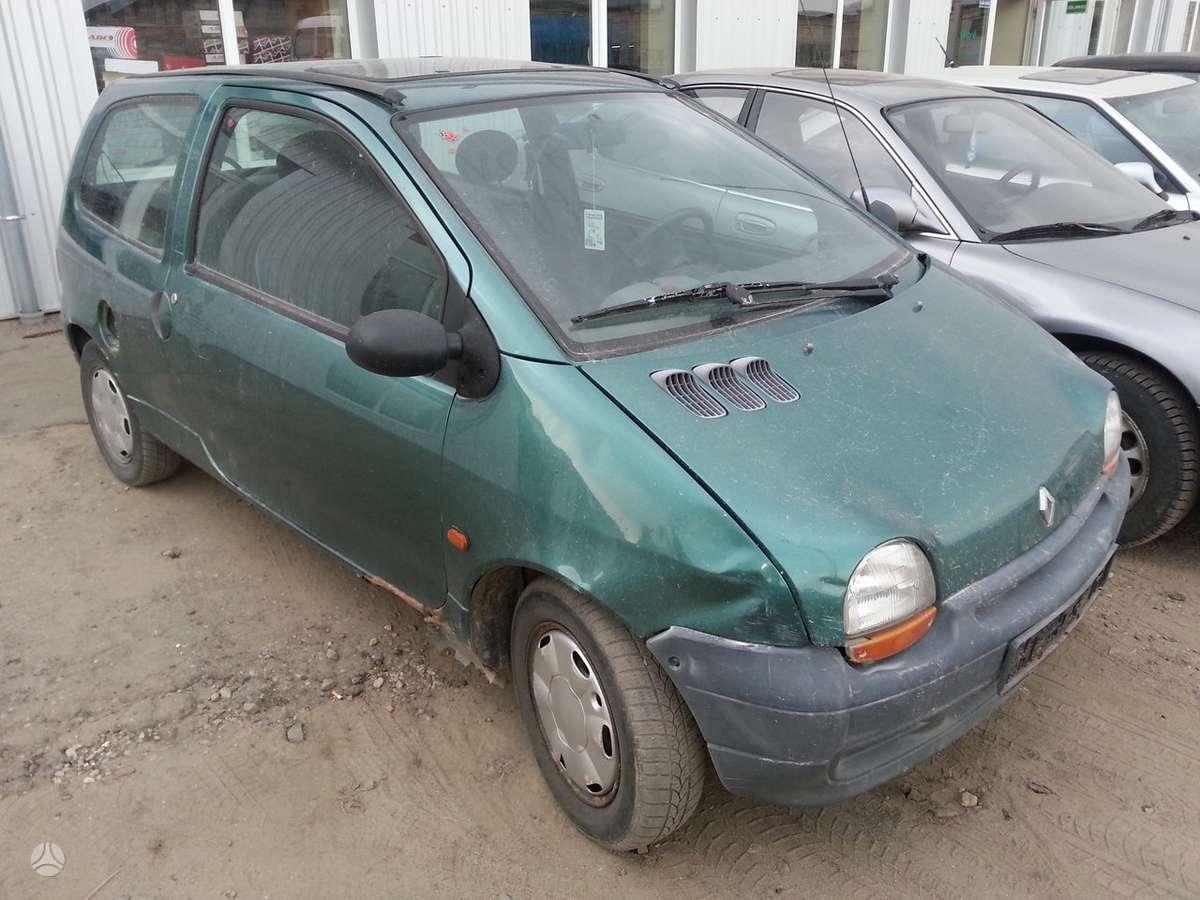 Renault Twingo dalimis. Prekyba originaliomis naudotomis detalė